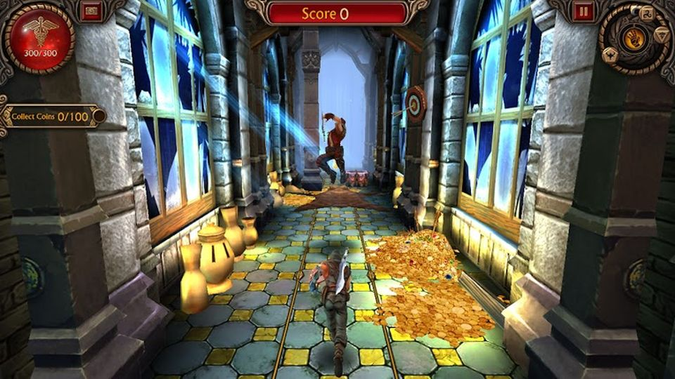 Running Shadow Steam _ Screenshot 05