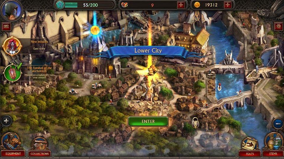 Running Shadow Steam _ Screenshot 06