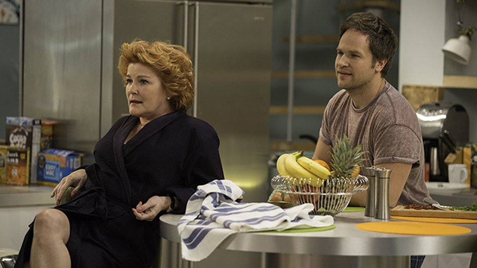 I Live With Models - Kate Mulgrew