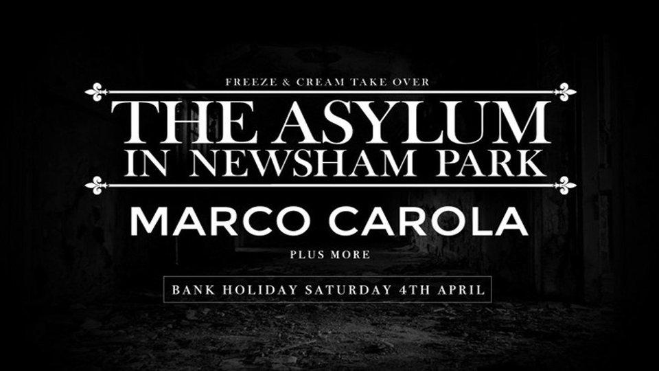 Win 2 Tickets For The Asylum At Newsham Park