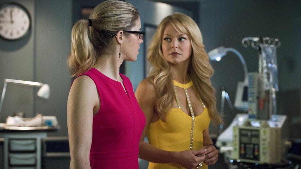 Arrow season 3 episode18
