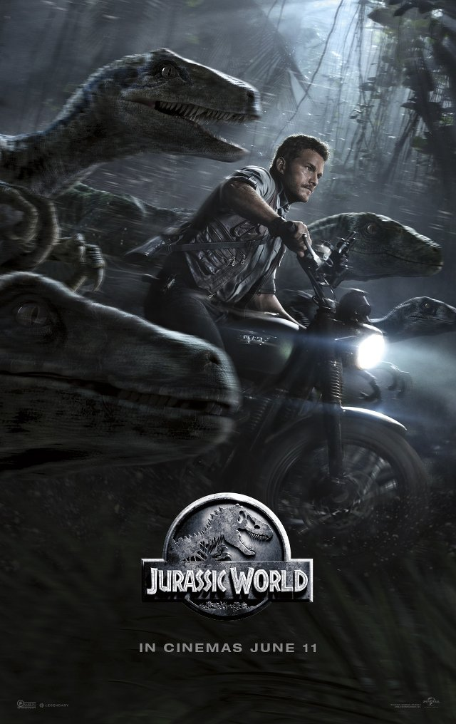 Jurassic World - Chris Pratt
