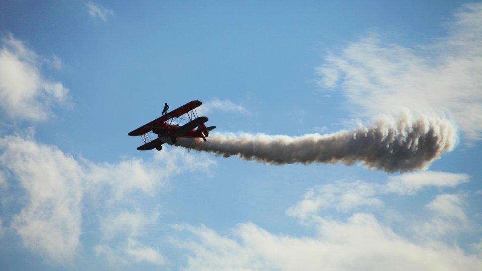 Dangerous Planes: Airshow