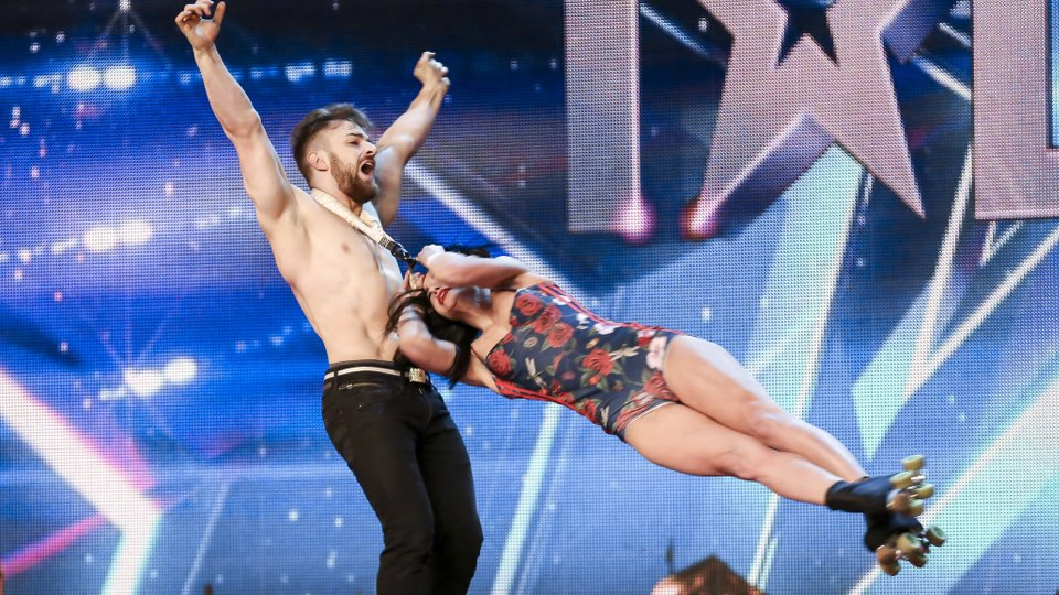Britain's Got Talent - Emily and Billy