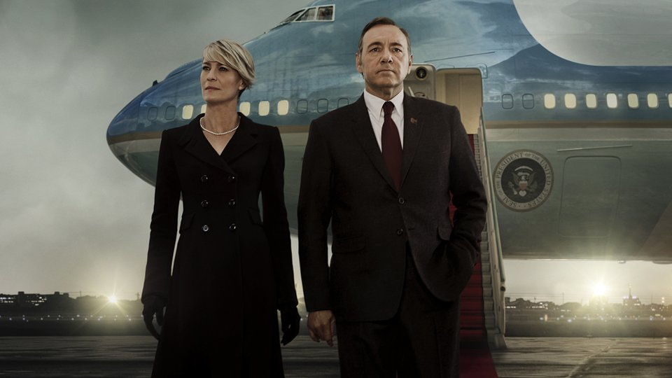 House of Cards season 3