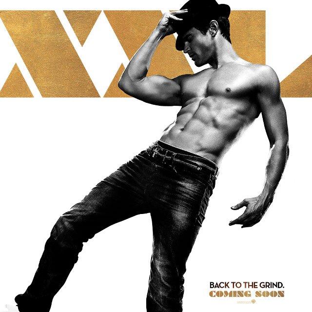 Magic Mike XXL - Matt Bomer