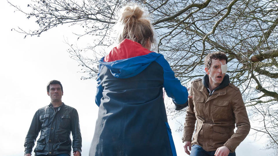 Laurel, Marlon & Cain Dingle
