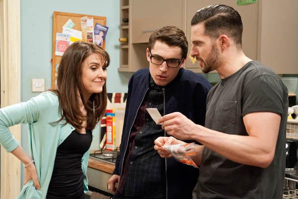 Emma, Finn & Ross Barton