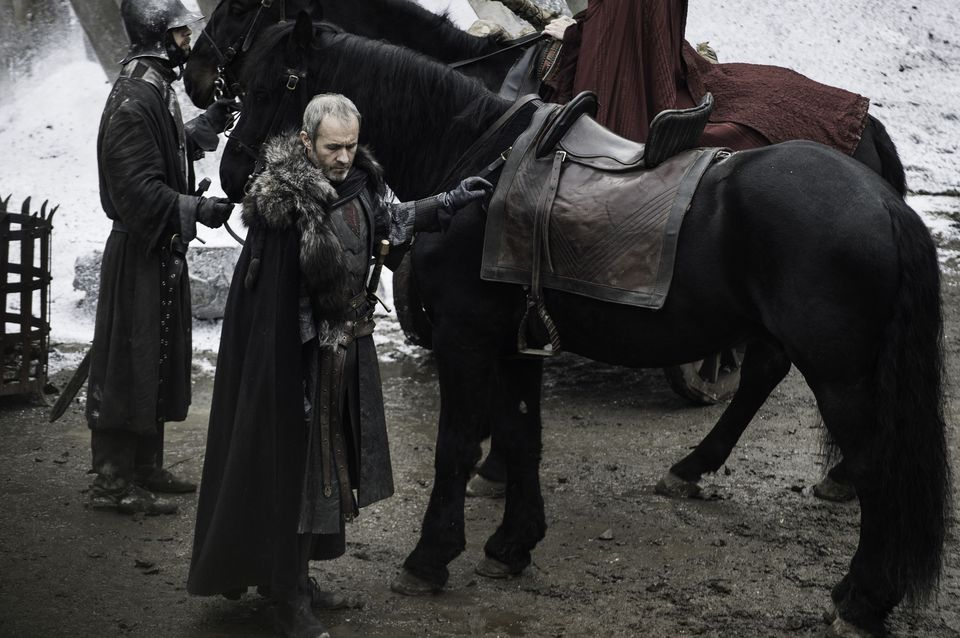 "Episode 5 ""Kill The Boy"" Dillane, Stephen as Stannis Baratheon"