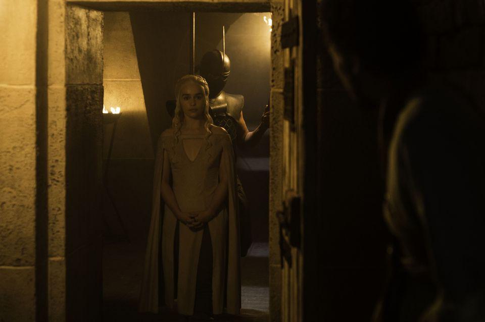 "Episode 5 ""Kill The Boy"" Clarke, Emilia as Daenerys Targaryen"