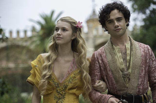 "Episode 6 ""Unbowed, Unbent, Unbroken"" Tiger Free, Nell;Sebastian, Toby as Myrcella Baratheon;Trystane Martell"