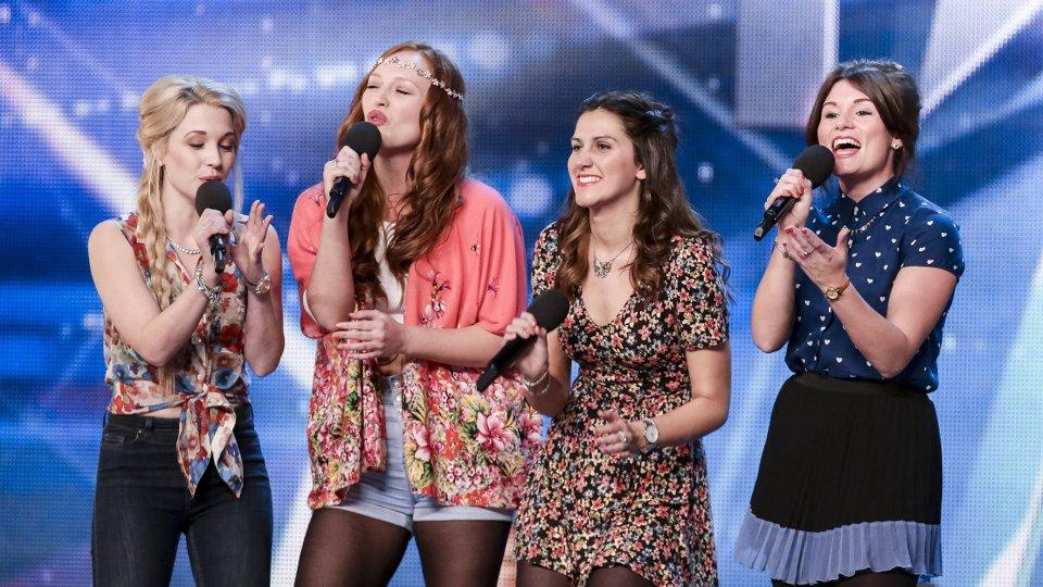 Britain's Got Talent 2015 - Misstasia