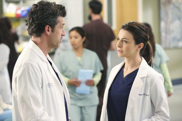 Derek and Amelia