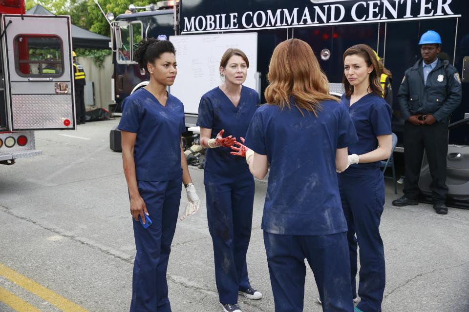 Greys Anatomy Season 11 Episode 23 Time Stops Preview