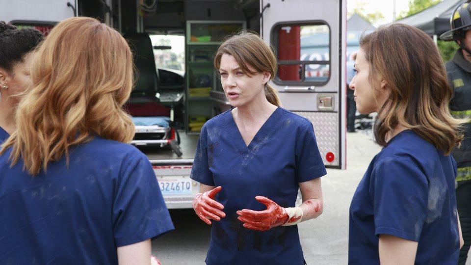 Grey's Anatomy season 11 episode 23