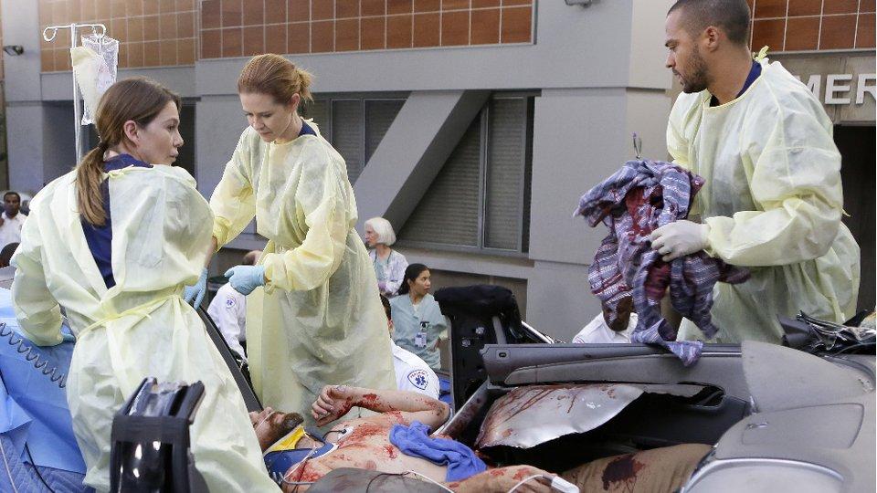 Grey's Anatomy season 11 episode 24