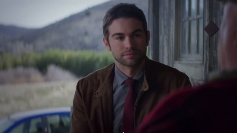 Oil - Chace Crawford