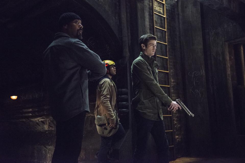 The Flash season 1 episode 21 Grodd Lives preview