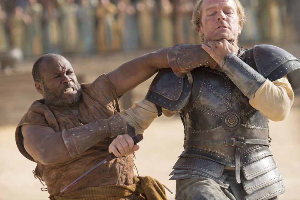 Game of Thrones,Series 5,Episode 9,The Dance of Dragons Glen, Iain as Jorah Mormont