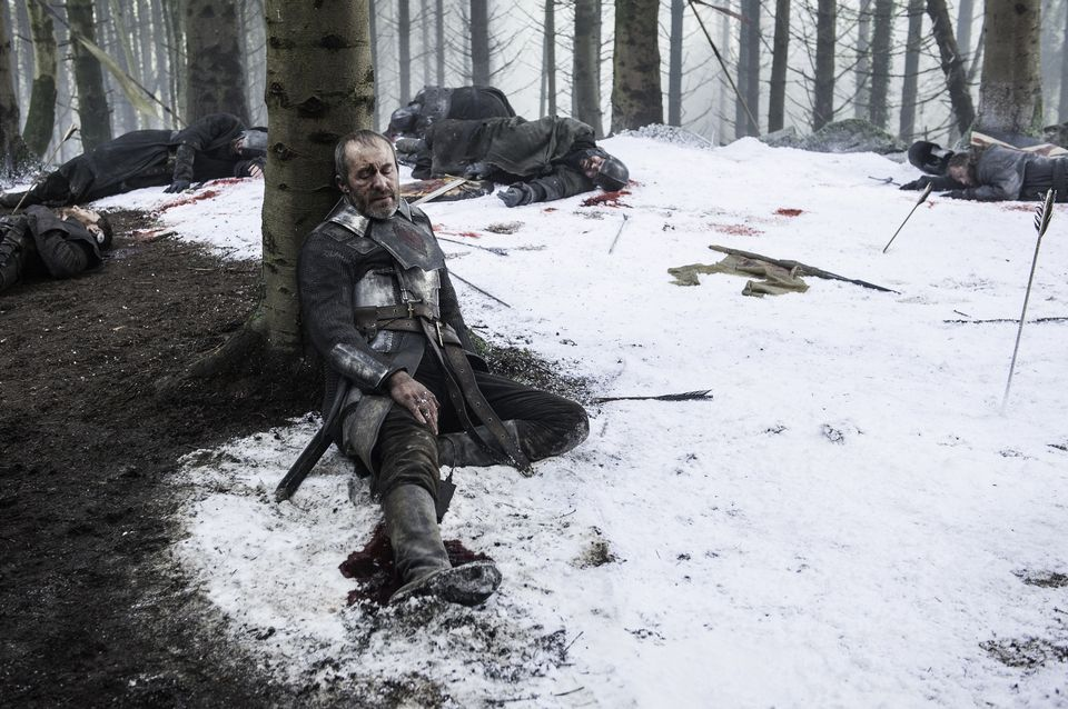Game of Thrones, Series 5,Episode 10,Mother's Mercy,Sky Atlantic, Dillane, Stephen as Stannis Baratheon