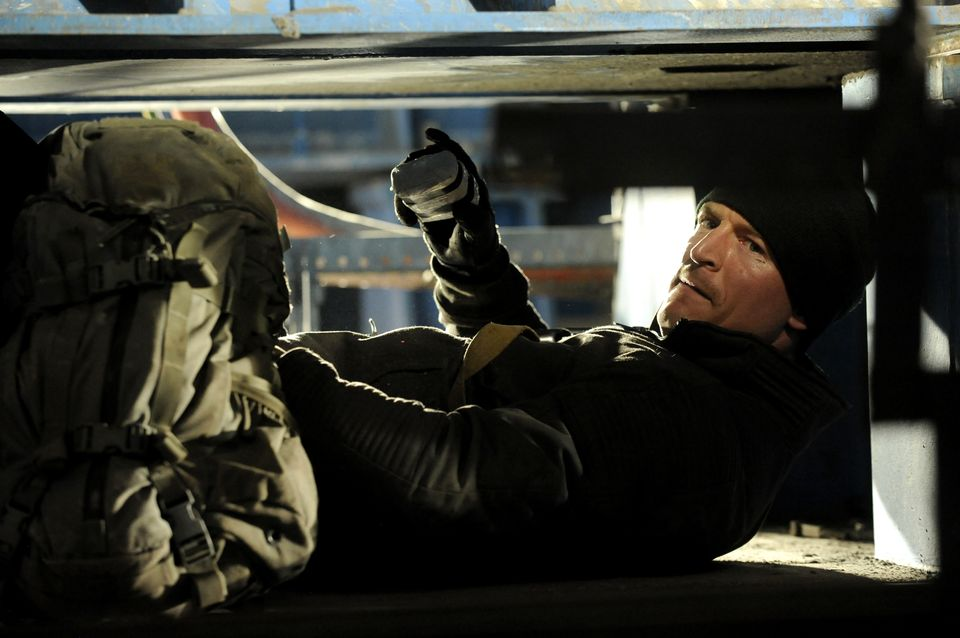 Philip Winchester as Sgt Michael Stonebridge