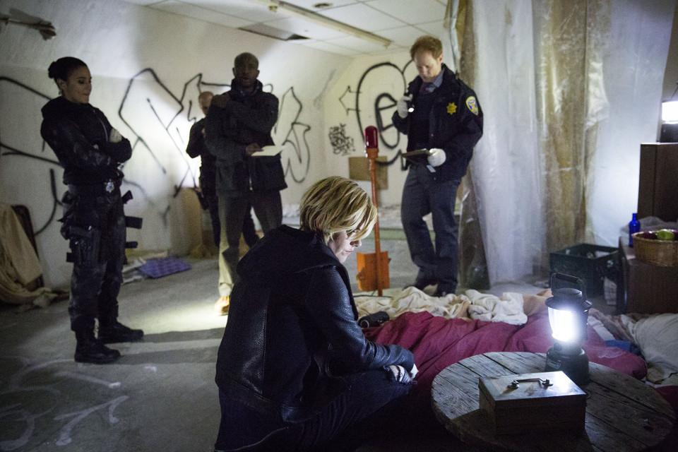 Murder in the First season 2 Schizofrenzy