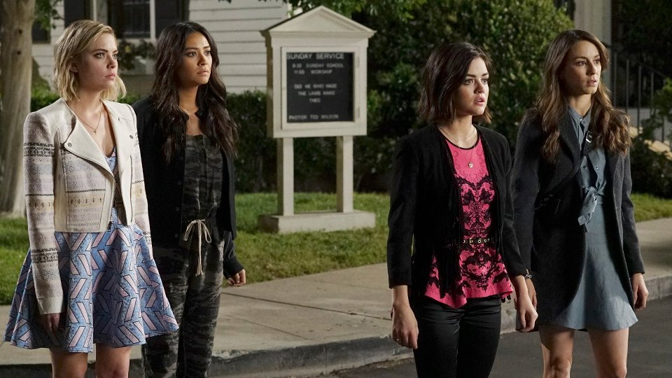 Pretty Little Liars season 6 episode 3
