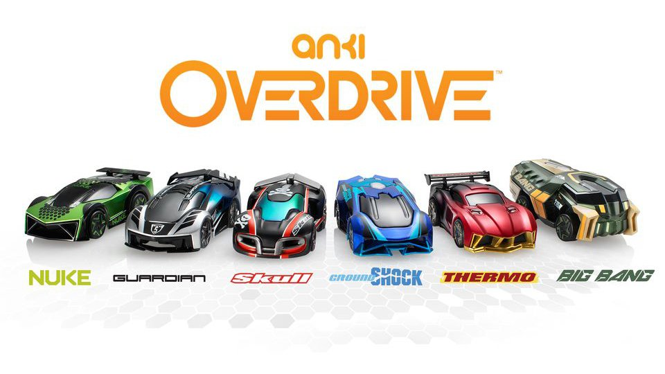 anki overdrive to mix video games with robotic racing. Black Bedroom Furniture Sets. Home Design Ideas
