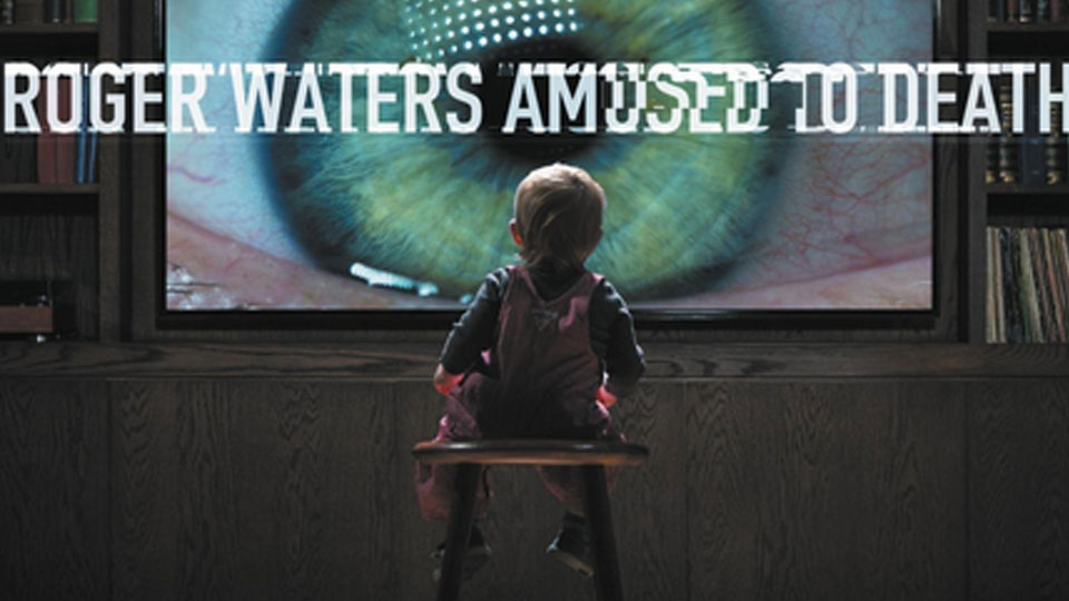 Roger Waters - Amused to Death album review - Entertainment Focus