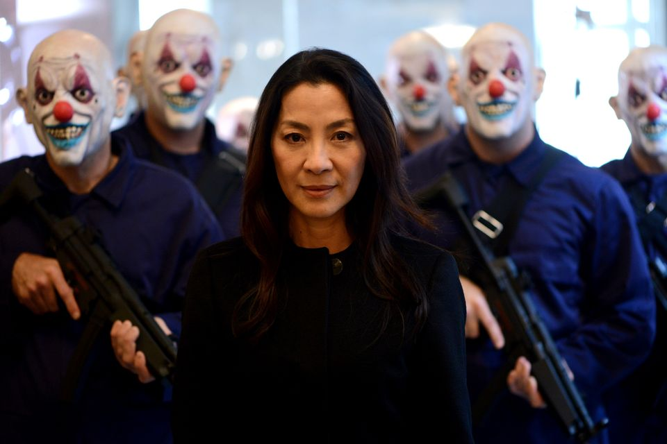 Michelle Yeoh as Lin-Na