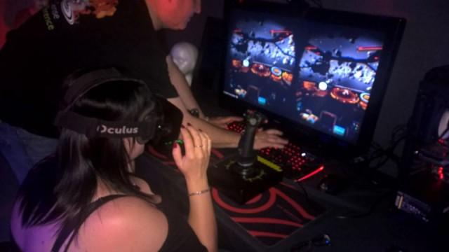 Elite Dangerous on Oculus Rift
