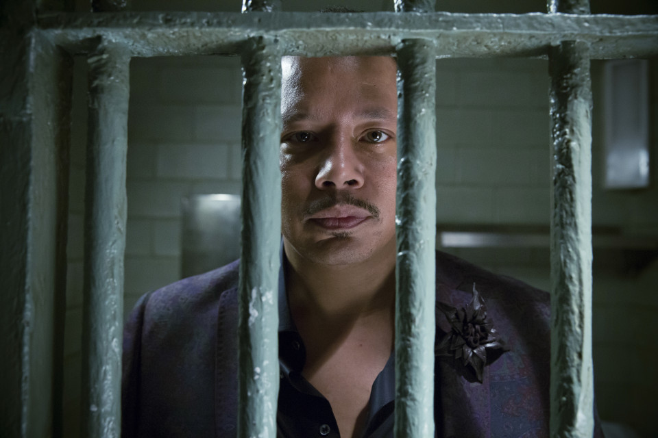 Empire: Series 1 Episode 12 - 'Who I Am' - Terrence Howard as Lucious Lyon