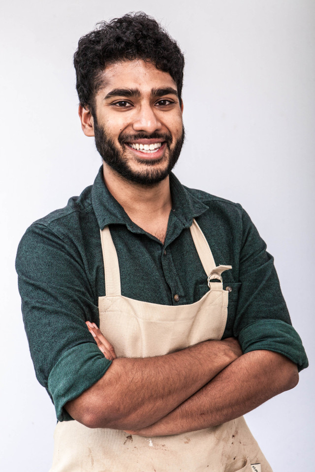 The Great British Bake Off - Tamal
