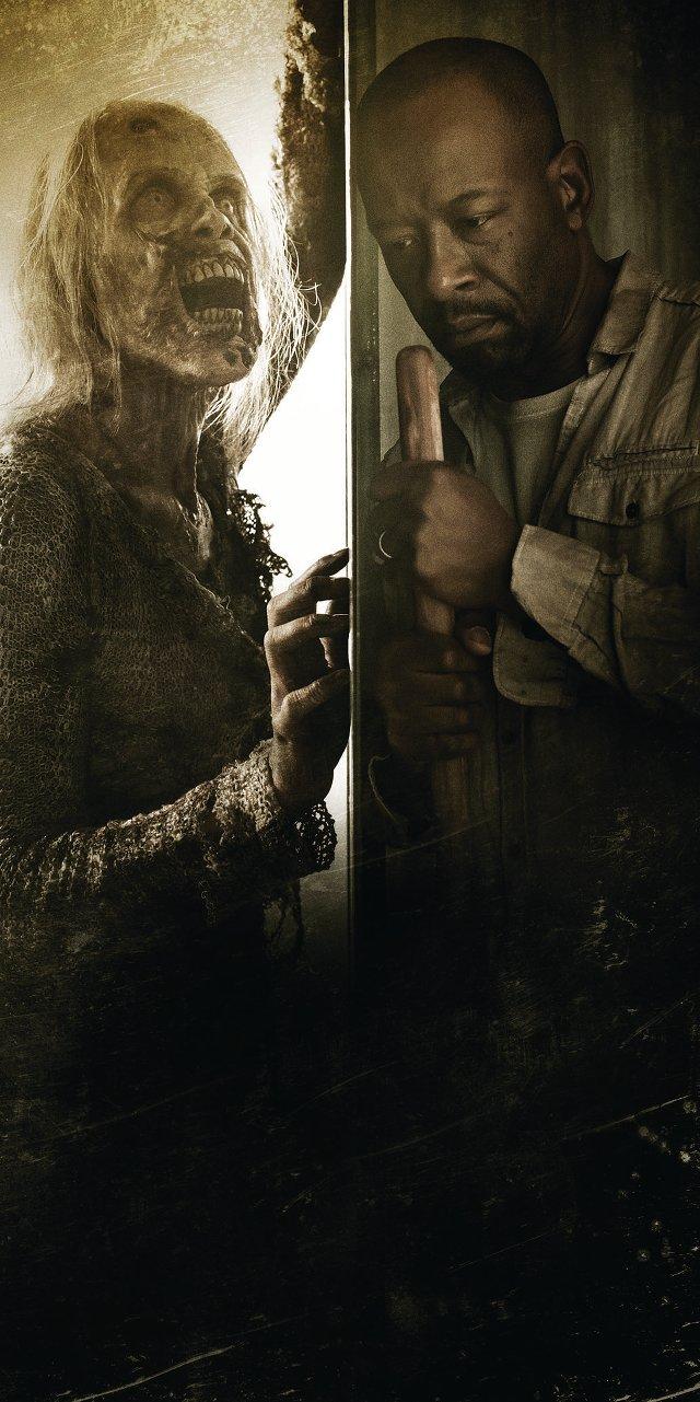 The Walking Dead - Morgan