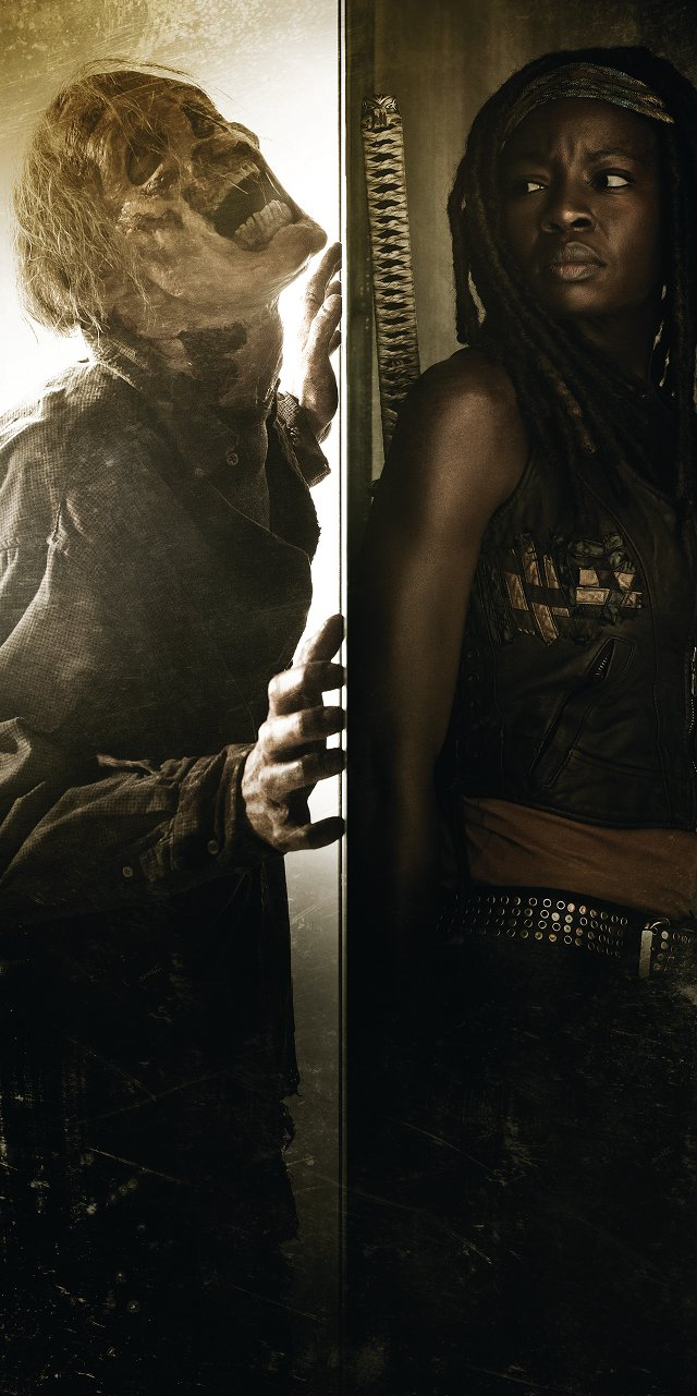 Michonne - The Walking Dead 6