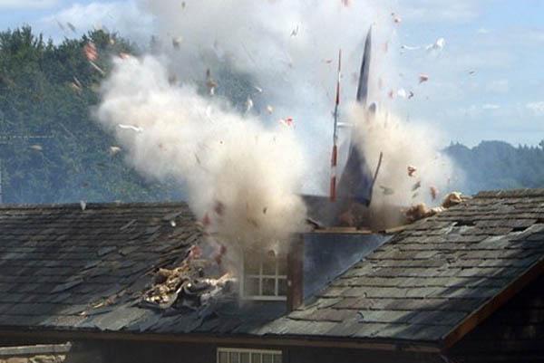 Helicopter Crash, Emmerdale