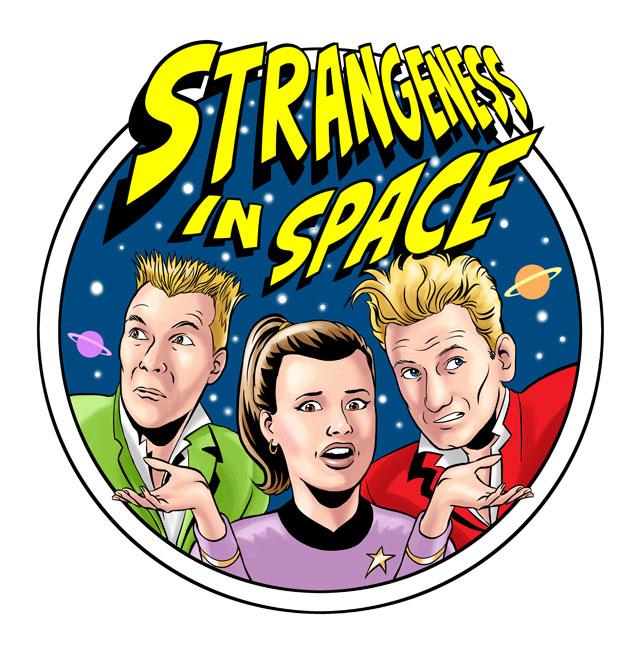 Strangeness in Space