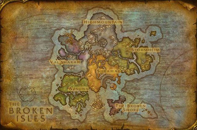WoW-Legion_Broken-Isles