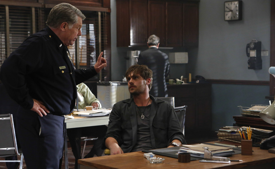 """AQUARIUS - Series 1, Episode 2 """"The Hunter Gets Captured By The Game"""""""