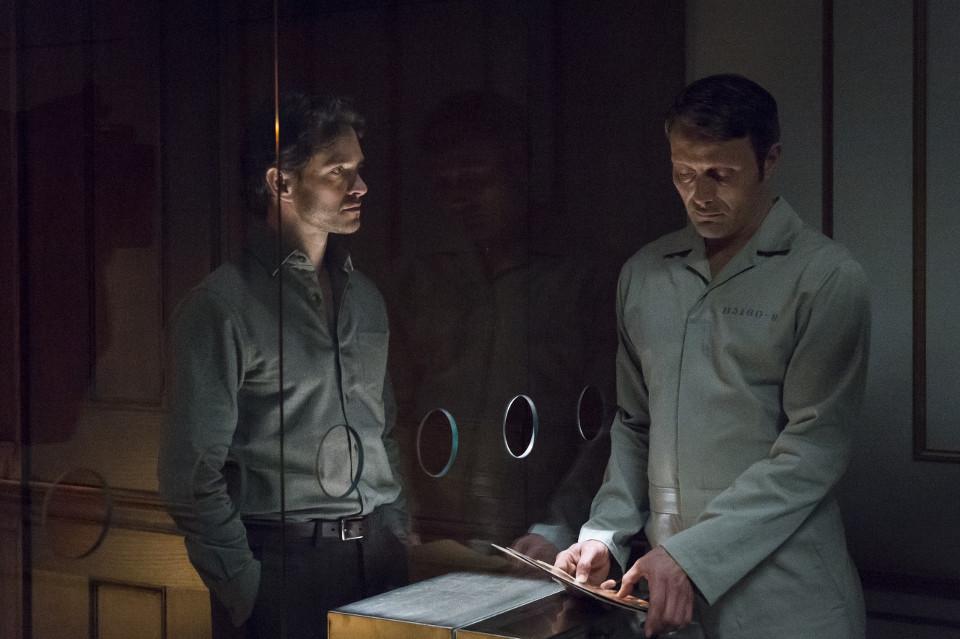 Hannibal, Series 3, Sky Living, Gallery, Keyart