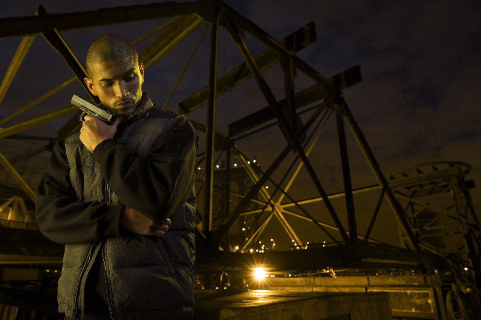 THE STRAIN -- Pictured: Miguel Gomez as Augustin Elizade.  CR. Robert Sebree/FX