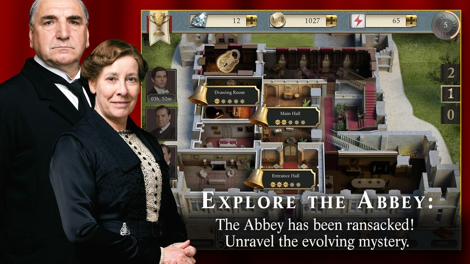 Downton Abbey: Mysteries of the Manor