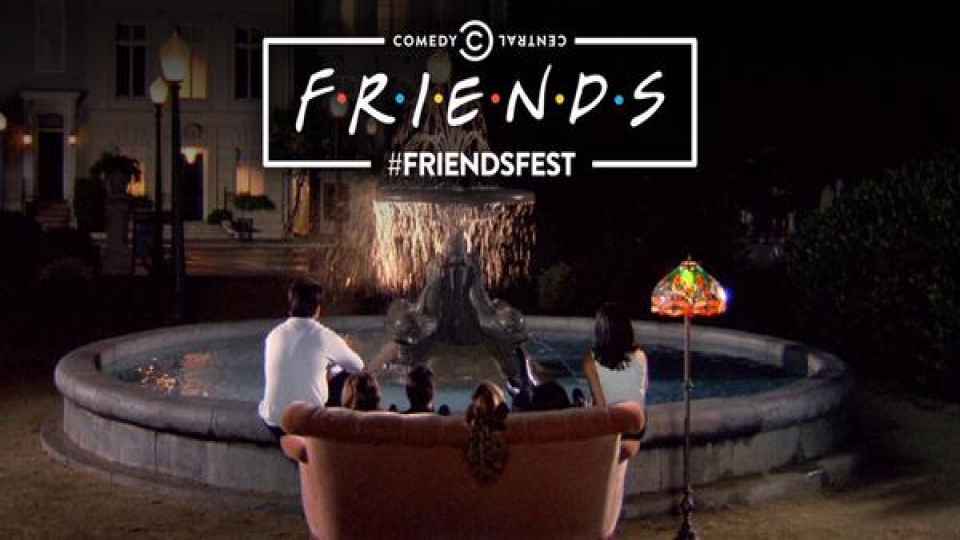 Comedy Central's FriendsFest
