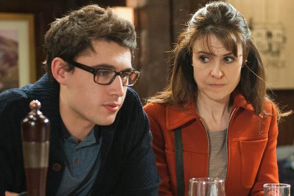 Emma & Finn Barton, Emmerdale