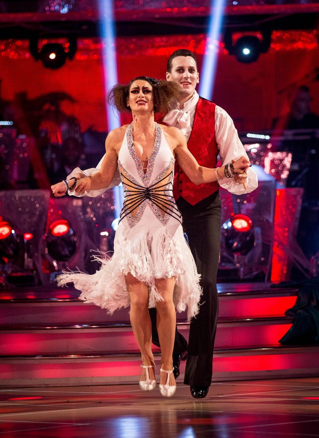 Strictly Come Dancing 2015 - Halloween Live Show