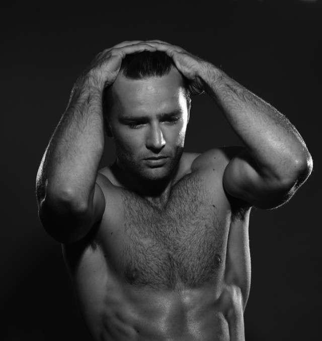 Harry Judd teams up with NOW TV to launch Obfleshion, Eau de Walker fragrance and shows us his Zombie side ahead of The Walking Dead Season 6  (9)
