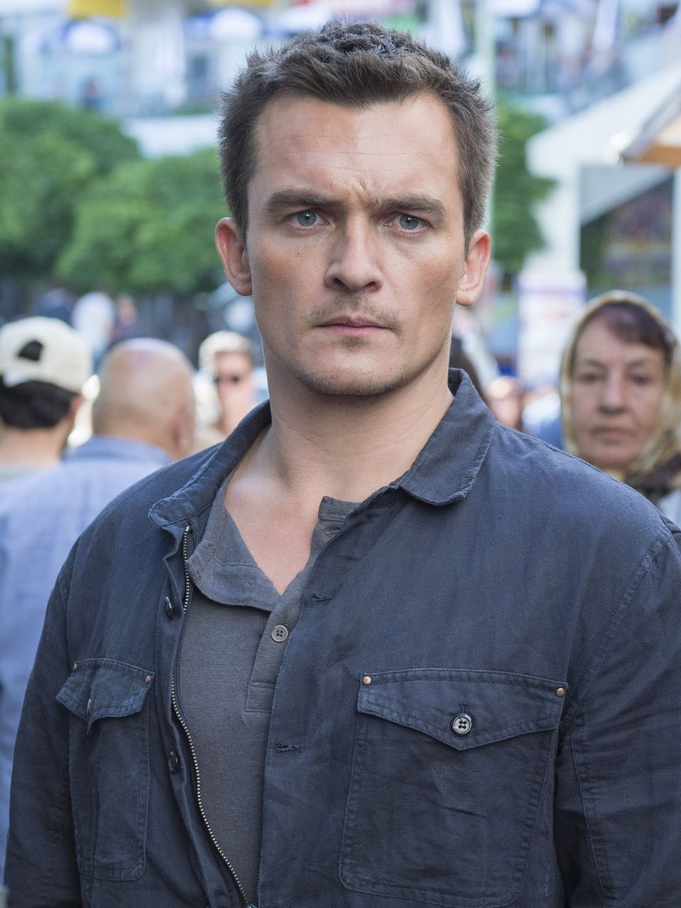 Credit: Stephan Rabold/SHOWTIME -Rupert Friend as Peter Quinn in Homeland