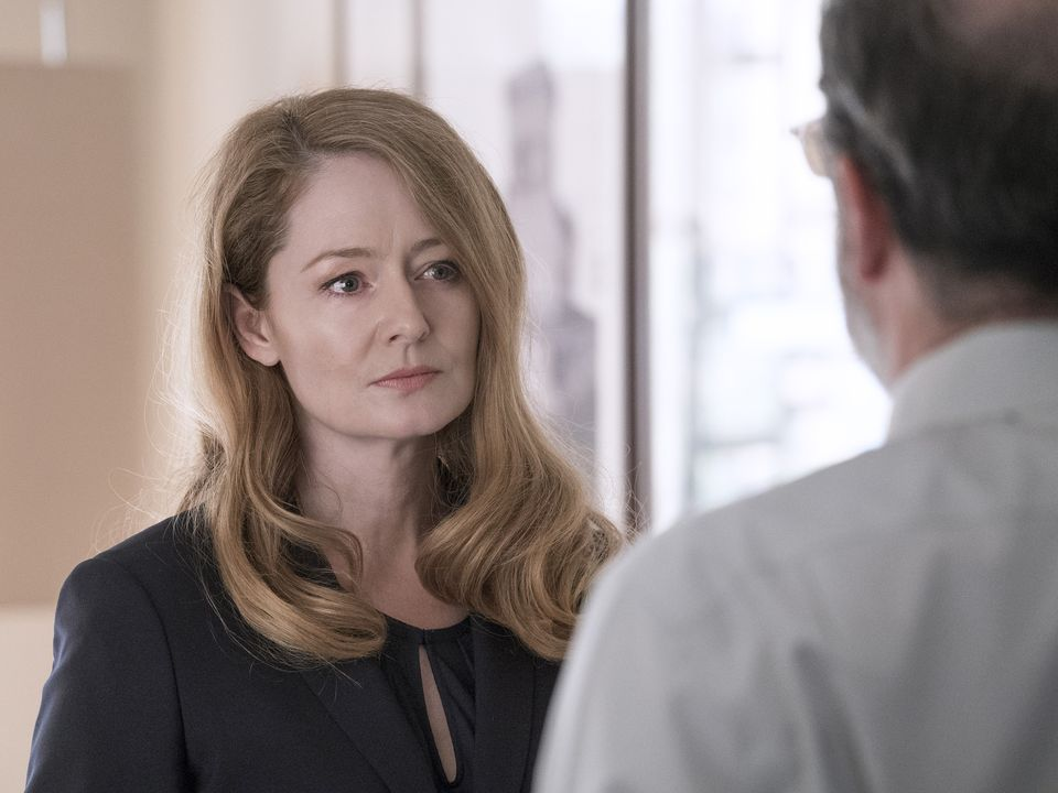 Credit: Stephan Rabold/SHOWTIME -Miranda Otto as Allison Carr in Homeland