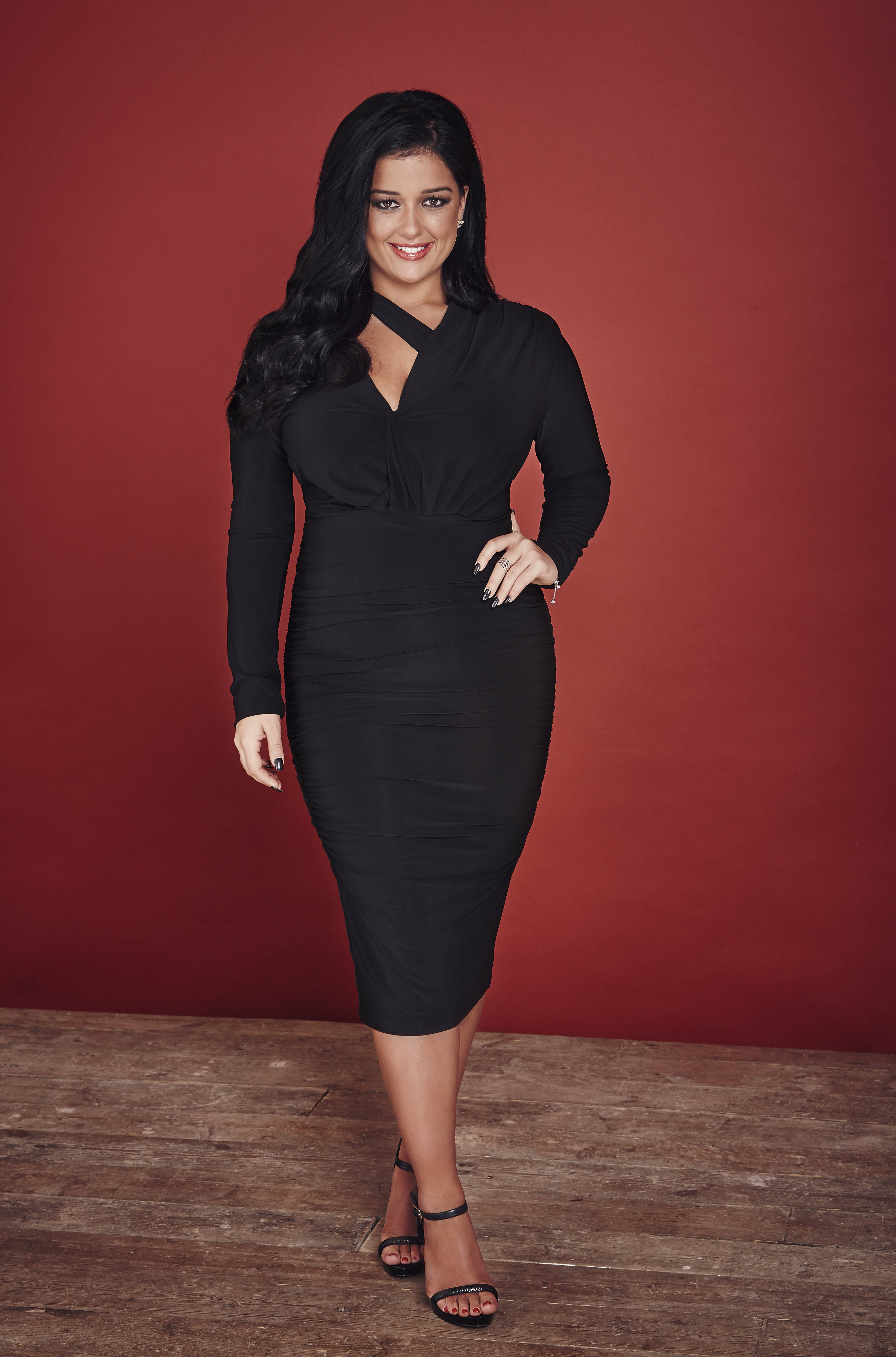 This image is strictly embargoed until 00.01 Saturday 31st October 2015 From Thames / Syco Productions The X Factor: The Final 12 Pictured: Lauren Murray. This photograph is (C) Thames / Syco Entertainment and can only be reproduced for editorial purposes directly in connection with the programme or event mentioned above, or ITV plc. Once made available by ITV plc Picture Desk, this photograph can be reproduced once only up until the transmission [TX] date and no reproduction fee will be charged. Any subsequent usage may incur a fee. This photograph must not be manipulated [excluding basic cropping] in a manner which alters the visual appearance of the person photographed deemed detrimental or inappropriate by ITV plc Picture Desk. This photograph must not be syndicated to any other company, publication or website, or permanently archived, without the express written permission of ITV Plc Picture Desk. Full Terms and conditions are available on the website www.itvpictures.com For further information please contact: shane.chapman@itv.com / 0207 157 3043