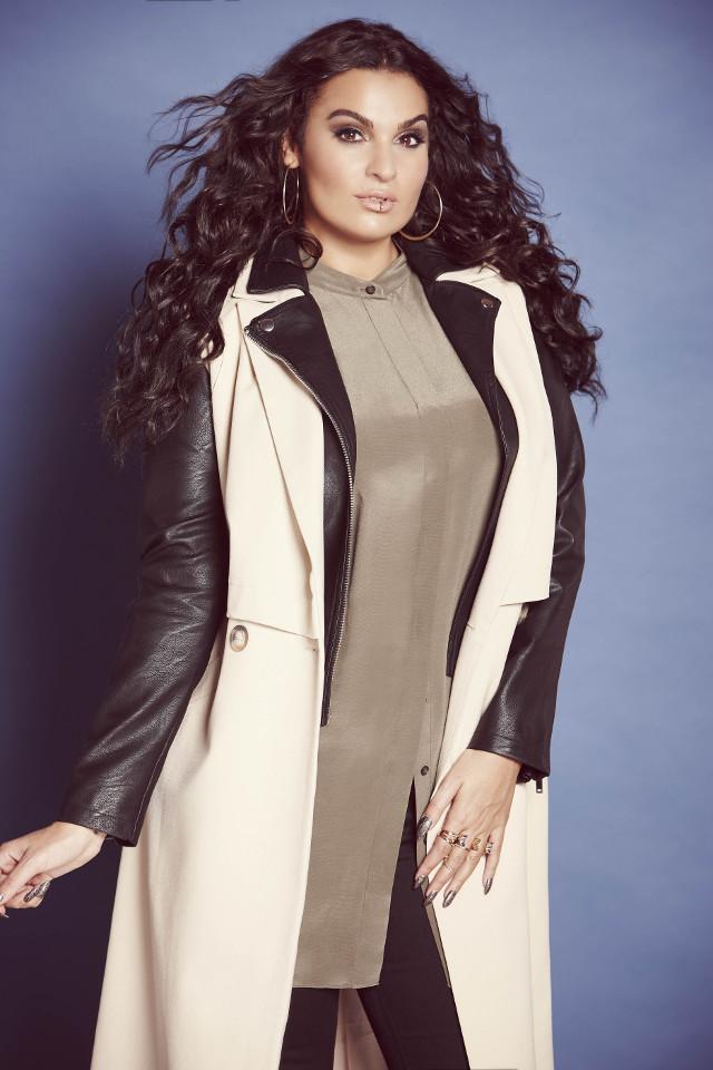 Monica Michael (Credit: Thames / Syco Entertainment)